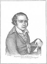 Author photo. From <b>Album littéraire de la France</b>