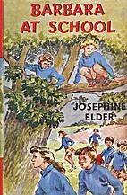 Barbara at School by Josephine Elder