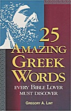 25 amazing Greek words: Every Bible lover…