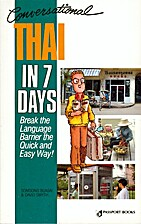 Conversational Thai in 7 Days by Somsong…
