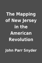 The Mapping of New Jersey in the American…