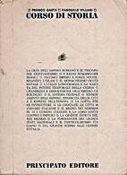 Corso di storia by aa.vv.