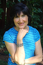 Author photo. Photo by Mary Cronk Farrell