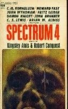 Spectrum 4 by Kingsley Amis