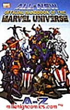 All New Official Handbook of the Marvel…
