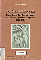 Ficções modernistas - Um estudo da obra em…