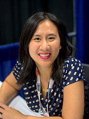 "Author photo. 2018 National Book Festival By Avery Jensen - Own work, CC BY-SA 4.0, <a href=""https://commons.wikimedia.org/w/index.php?curid=72705538"" rel=""nofollow"" target=""_top"">https://commons.wikimedia.org/w/index.php?curid=72705538</a>"
