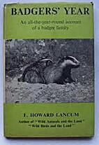 Badgers' year by Frank Howard Lancum