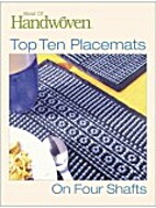 Best of Handwoven: Top Ten Placemats on Four…