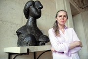 Author photo. Anne Baldassari, Director of the Musée Picasso, Paris. (Photograph found on the web site of <a href=&quot;http://www.theartnewspaper.com/articles/The-price-of-a-Picasso-loan/23456&quot; rel=&quot;nofollow&quot; target=&quot;_top&quot;>The Art Newspaper</a>)