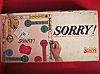 Sorry! The Game by Parker Brothers