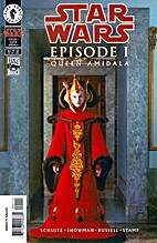 Star Wars Episode 1 - Queen Amidala Comic by…