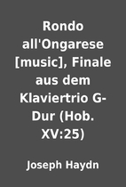 Rondo all'Ongarese [music], Finale aus dem…