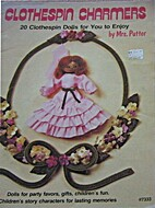 Clothespin Charmers - 20 Clothespins Dolls…