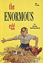 The Enormous Egg by Oliver Butterworth