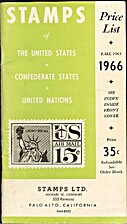 Stamps of The United States, Confederate…