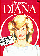 Princess Diana Colouring and Activity Book…