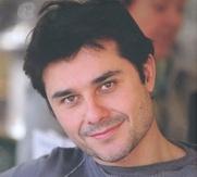 Author photo. Laurent Binet (book cover)