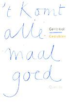 't Komt allemaal goed by Gerrit Krol