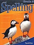 ACSI Spelling Grade Five Teacher Edition by…