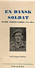 En dansk Soldat by Jørgen Halck