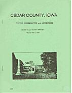 Cedar County, Iowa Tipton conservative and…
