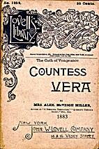 Countess Vera by Mrs. Alex. McVeigh Miller