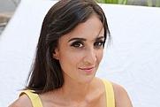 Author photo. Marie-Helene Bertino