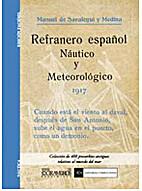 Refranero español náutico y meteorológico…