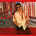 Lucky Town [sound recording] by Bruce…