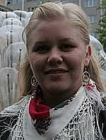 Author photo. Photo: Elin Sjølie