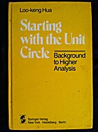 Starting with the Unit Circle: Background to…