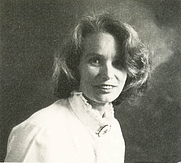 Author photo. Geraldine Stott