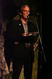 Author photo. Ragnar Hovland