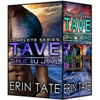 Tave: The Complete Series: A Scifi Alien…