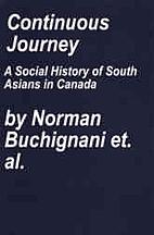 Continuous Journey by N et al Buchignani