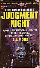 Judgment Night by C. L. Moore