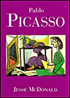 Pablo Picasso by Jesse McDonald