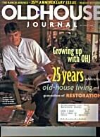 The Old-House Journal. Vol. XXVI No. 5…