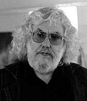 "Author photo. Aonghas MacNeacail, author of ""Oideachadh Ceart agus dàin eile"" and ""Hymn to a Young Demon"". Photo by Roddy Simpson."
