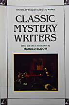 Classic Mystery Writers (Writers of English)…