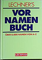 Lechner's Vornamenbuch