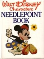 Walt Disney characters needlepoint book:…