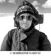 Author photo. J. Madeleine Nash