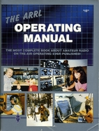 Arrl Operating Manual (Radio Amateur's…