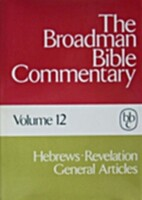 The Broadman Bible Commentary, Volume 12 by…