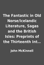 The Fantastic in Old Norse/Icelandic…