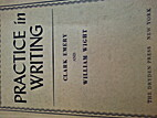 Practice in writing by Clark Mixon Emery