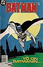 Batman 7/1990 by Alan Grant