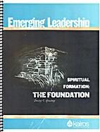 Spiritual Formation: Strengthening…